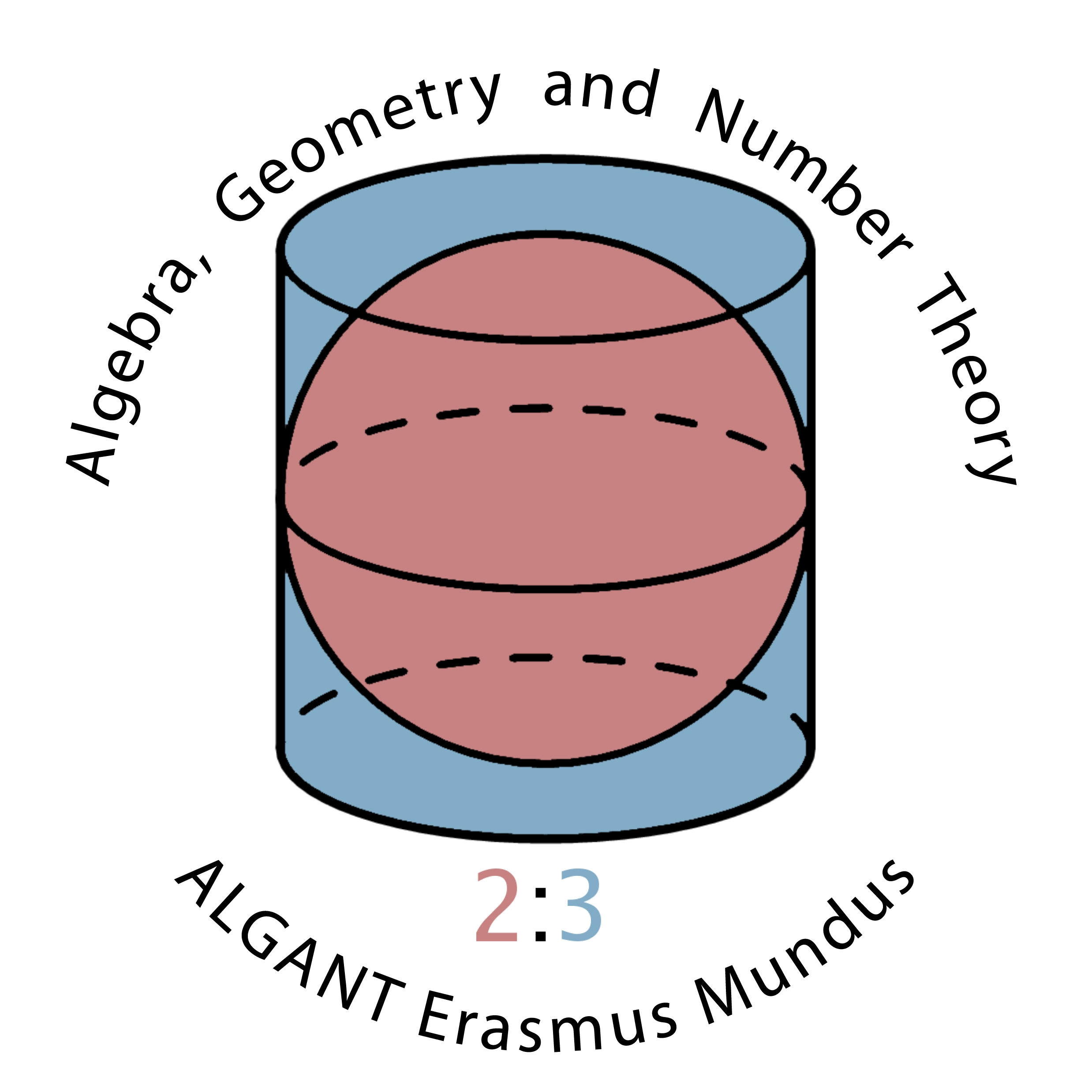 ALGANT ALgebra, Geometry And Number Theory